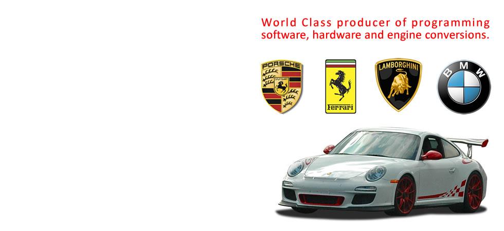 Porsche Performance Software
