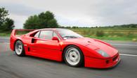Ferrari F40 Performance Software