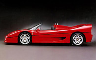Ferrari F50 Performance Software