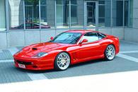 Ferrari 550 Performance Software