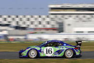 Champion Porsche at the 2013 Rolex 24 Hours of Daytona, powered by Softronic software.