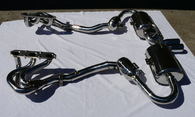 Porsche 986 Boxster 2.5L NHP Full Exhaust System