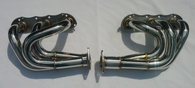 Porsche 997.2 C2/C2S/C4/C4S/GTS NHP Racing Catless Exhaust Headers
