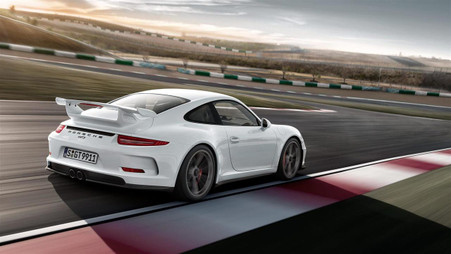 Porsche 991 GT3 Performance Software and Tuning