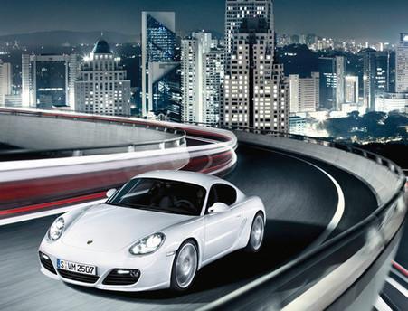 Porsche 987.2 Cayman Performance Software