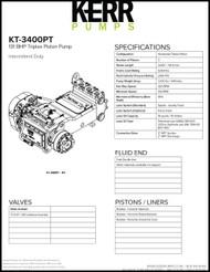KERR KT-3400PT (131 BHP)