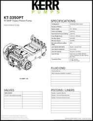 KERR KT-3350PT (117 BHP)