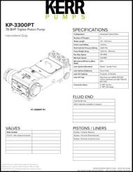 KERR KP-3300PT (78 BHP)