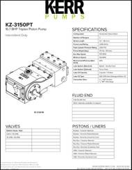 KERR KZ-3150PT (16.7 BHP)