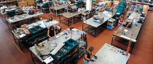 La Spaziale Factory Floor