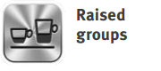 Raised Groups