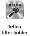Teflon Filter Holder