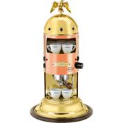 Elektra A1 Copper and Brass Mini Verticale Espresso Machine