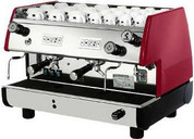 La Pavoni BAR-T V Espresso Machine - 2 or 3 Group, Red or Black