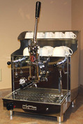 Gruppo Izzo My Way Pompei Spring Lever Espresso Machine - 1 or 2 Group