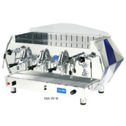 Diamante Automatic Espresso Machine 2 or 3 Group (Ruby Red or Sapphire Blue)