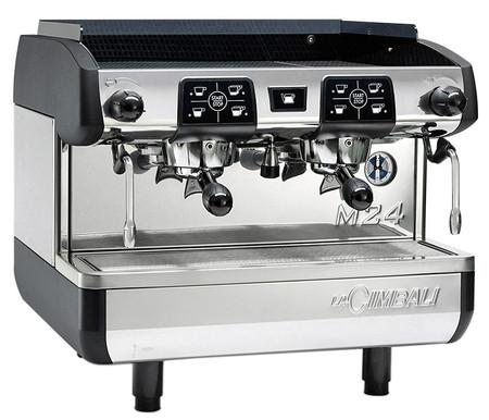 la cimbali m24 select compact 2 group volumetric commercial espresso machine - Commercial Espresso Machine