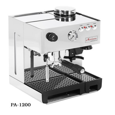 la pavoni napolitana espresso machine w grinder pa. Black Bedroom Furniture Sets. Home Design Ideas