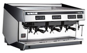 UNIC Mira 3 Group Volumetric Commercial Espresso Machine