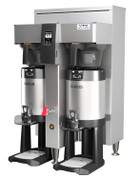 Fetco Touchscreen Double Coffee Brewer CBS-2152XTS-1.5G