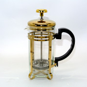 Caffe Arts™  French Press - 600ml, Golden