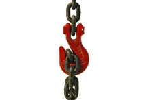 "9/32"" to 5/16"" Clevis Cradle Grab Hook - Grade 80"