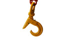 3/8 Swivel Positive Locking Hook - Grade 80