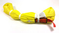 Yellow Endless Polyester Round Sling Tubular 16' Long