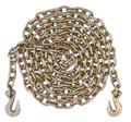"1/2"" - Grade 70 Binder Chain - Grab Hooks - 20' Length"