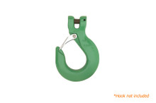 Campbell 1/2 Sling Hook Latch Kit Grade 100  - Hook Not Included