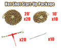 """3/8"""" Hot Shot Transport Startup Package"""