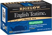 Sipped throughout the day tea quenches, soothes, satisfies ... and delivers healthful antioxidants. Typically English, rich in flavor, and appropriate for any tea drinking occasion.