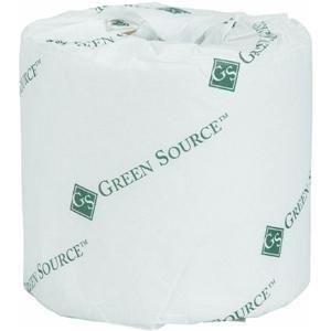 Bathroom Tissue green source - toilet tissue - 500 sheets
