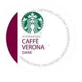 A passion for all things Italian—including good food and great coffee—inspired this full-bodied blend of Latin American and Asia/Pacific coffees, with Starbucks' Italian Roast added for depth. Caffè Verona is rich and well-balanced with a dark cocoa texture and a roasted sweetness.