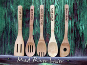Bamboo Kitchen Set