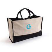 Metro Tote with custom ebroidery