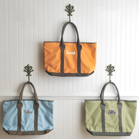 Personalized Countryside Tote