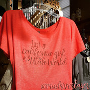 California Girl Tee