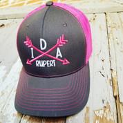 #hatlove Idaho Caps