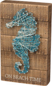 String Art - Beach Time