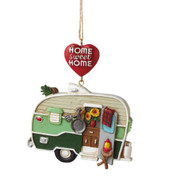 Home Sweet Home Camper Ornament
