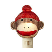Night Light - Sock Monkey