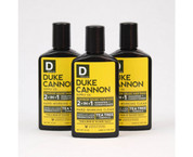 Duke Cannon Superior Grade Hair Wash - Tea Tree