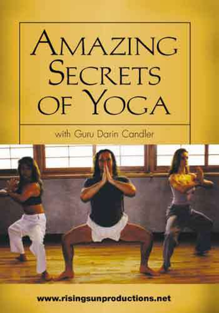 Amazing Secrets of Yoga(DVD Download)