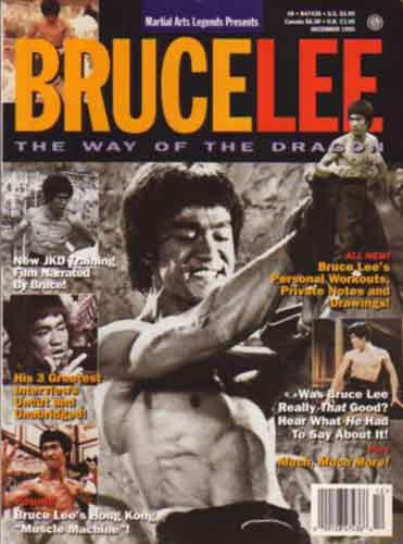 Bruce Lee Magazine Volume 3 (1995)