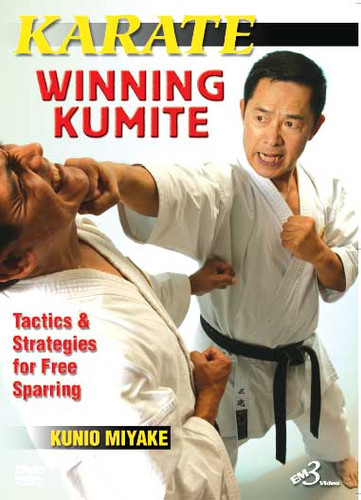 Karate Kumite #1 Strategies and Tactics