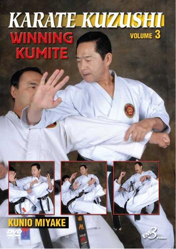 WINNING KUMITE #3 KUZUCHI