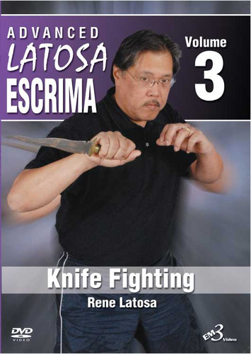 Escrima Advanced Knife Fighting