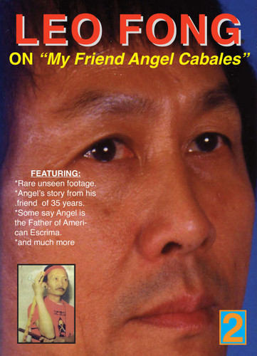 Leo Fong On My Friend Angel Cabales