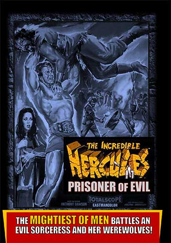 "Hercules ""Prisoner Of Evil"""